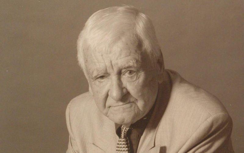 Aktorius Vytautas Dumšaitis. Nuotrauka iš LNDT archyvo