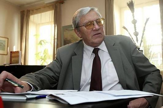 Jonas Vytautas Bruveris. LNOBT archyvo nuotrauka