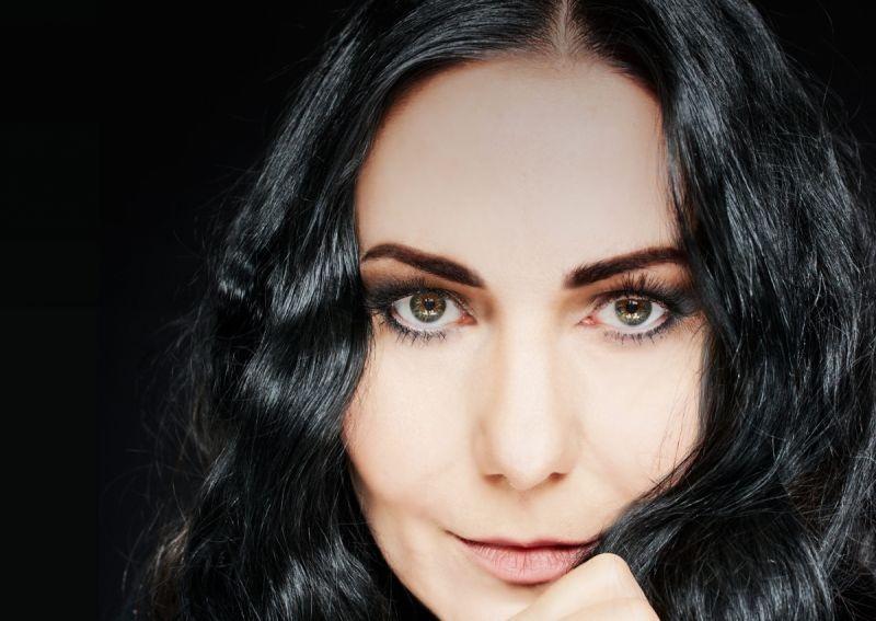 Anželika Cholina. Pauliaus Gasiūno nuotrauka.