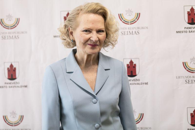 Karolina Masiulytė Paliulis. Gedimino Balčiūno nuotrauka