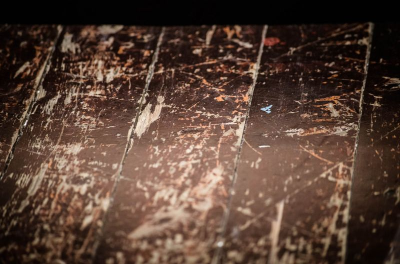 """Meno forto"" grindys. Lauros Vansevičienės nuotrauka"