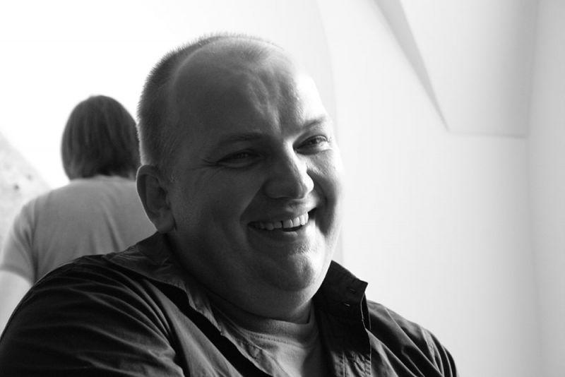 """Aktorius Irmantas Jankaitis. Nuotrauka iš teatro """"Lėlė"""" archyvo"""