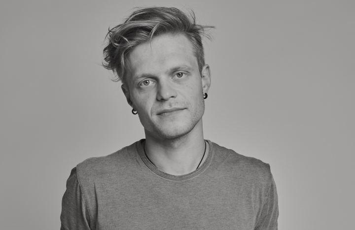 Paulius Markevičius. Nuotrauka iš asmeninio archyvo