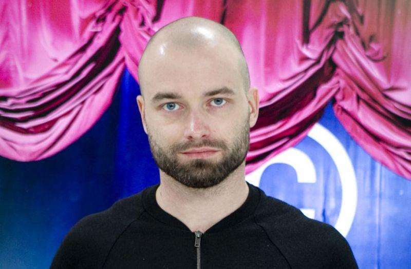 Aleksandras Špilevojus. Nuotrauka iš 15min.lt archyvo