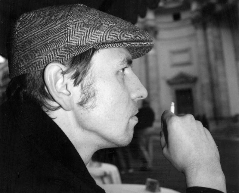 Marius Ivaškevičius. Asmeninio archyvo nuotrauka