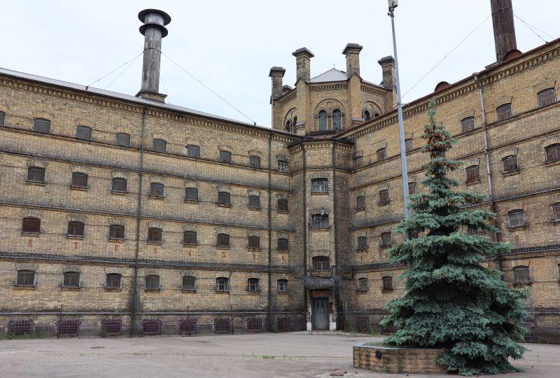 Lukiškių kalėjimo kompleksas. VMT archyvo nuotrauka
