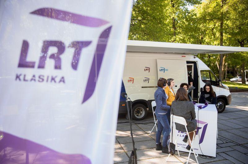 LRT KLASIKA skirs daugiau dėmesio kultūros politikos klausimams. Justino Stacevičiaus nuotrauka