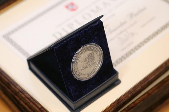 Vyriausybės kultūros ir meno premijos skiriamos nuo 1997 metų. Asociatyvi nuotrauka iš MF archyvo
