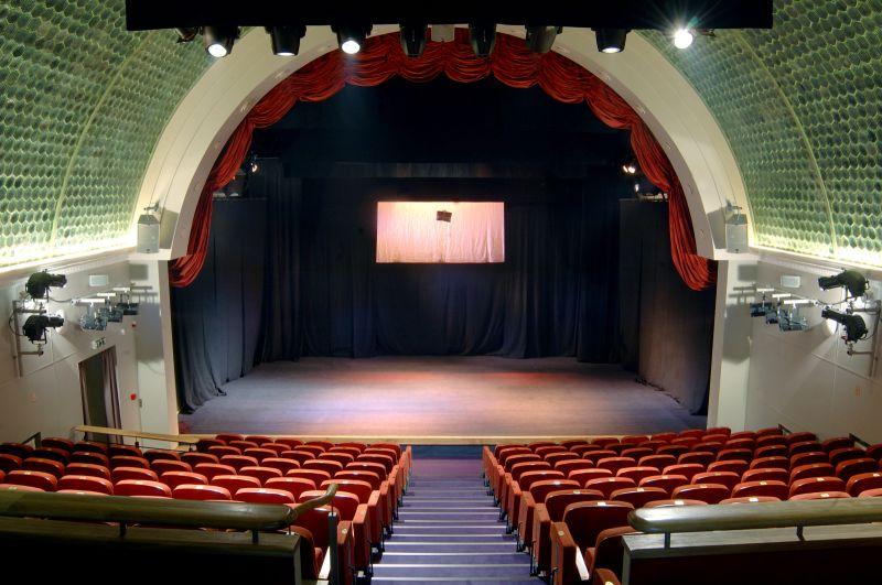 Valstybinis Vilniaus mažasis teatras. Dmitrijaus Matvejevo nuotrauka