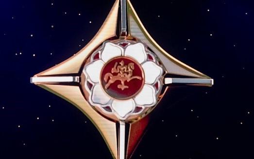 """Apdovanojimas """"Auksinis scenos kryžius"""". Nuotrauka iš MF archyvo"""