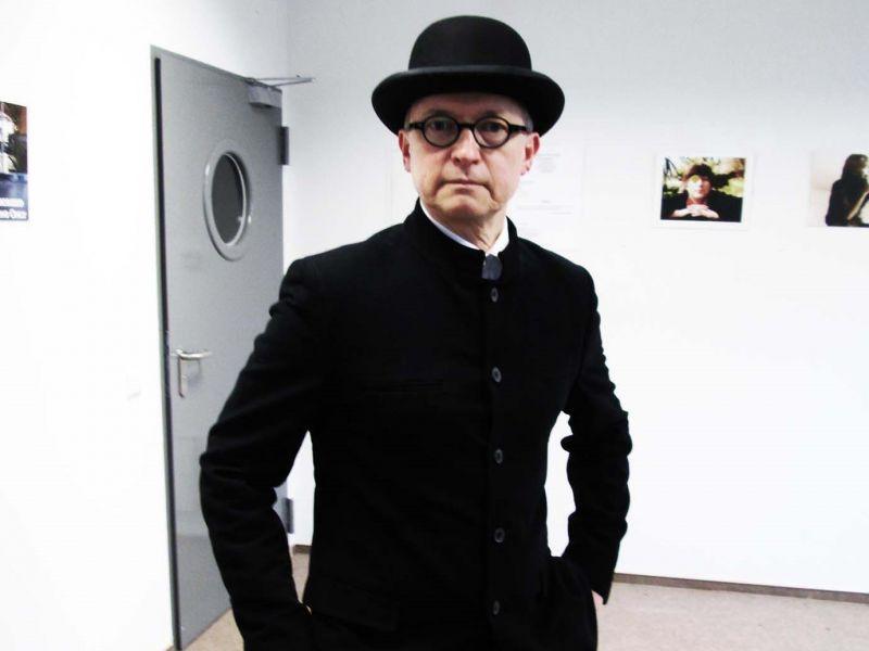 Kompozitorius Gintaras Sodeika. Asmeninio archyvo nuotrauka