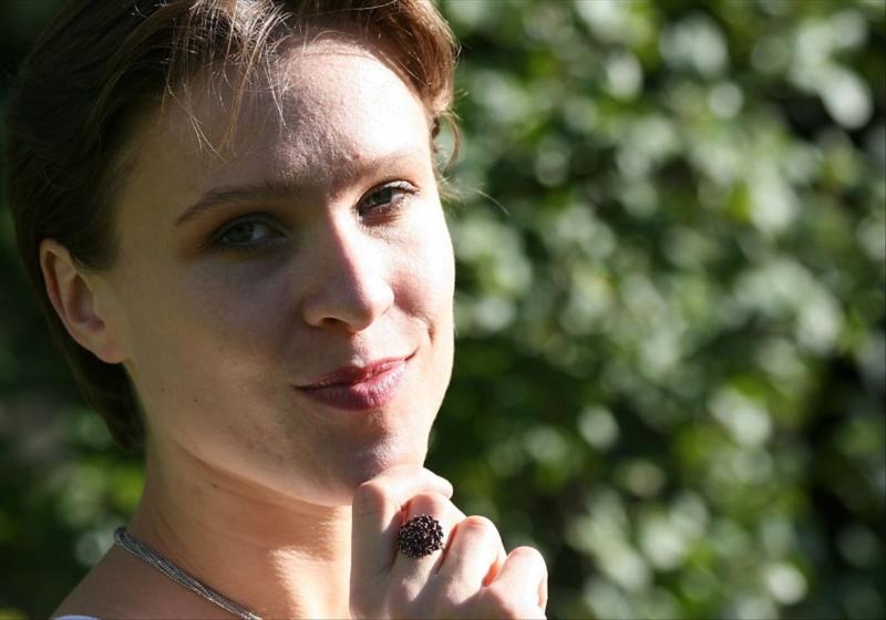 Choreografė Marija Simona Šimulynaitė. Nuotrauka iš asmeninio archyvo