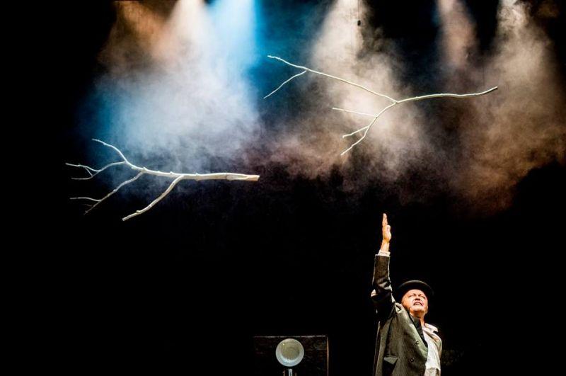 Karvelis - Darius Meškauskas. Algirdo Kubaičio nuotrauka