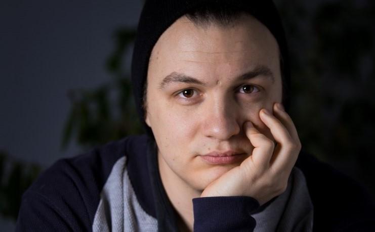 Gildas Aleksa. Photo by Marius Vizbaras
