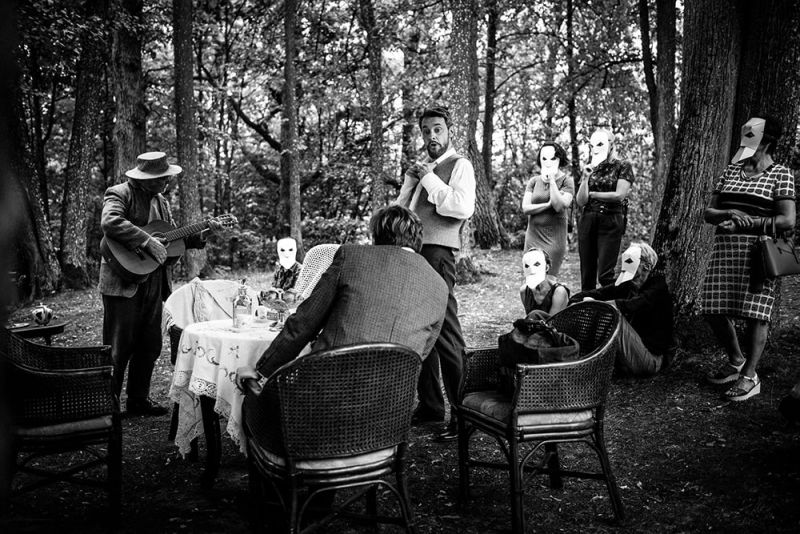 """""""Dėdė Vania"""", režisierius - Tadas Montrimas. Lauros Vansevičienės nuotrauka"""
