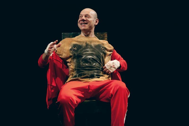 Vandalas - Ivanas Kokorinas. Jevgenijos Babskajos nuotrauka