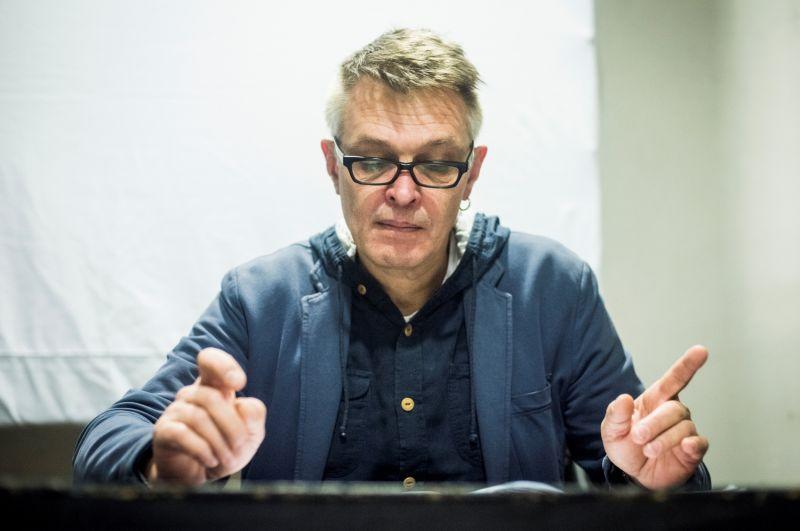 Gintaras Varnas. Dmitrijaus Matvejevo nuotrauka