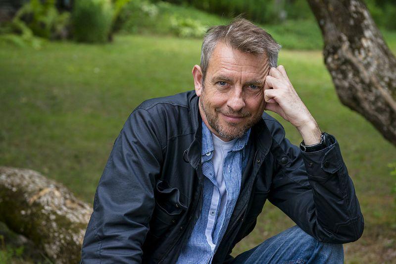 Aktorius Arūnas Sakalauskas. Justino Stacevičiaus (lrytas.lt) nuotrauka
