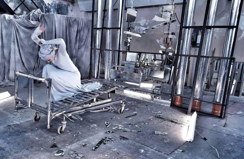 """Dviejų Klaipėdos choreografų kurtas šokio spektaklis """"Žizel"""" – drąsi klasikinio baleto interpretacija. KVMT archyvo nuotrauka"""