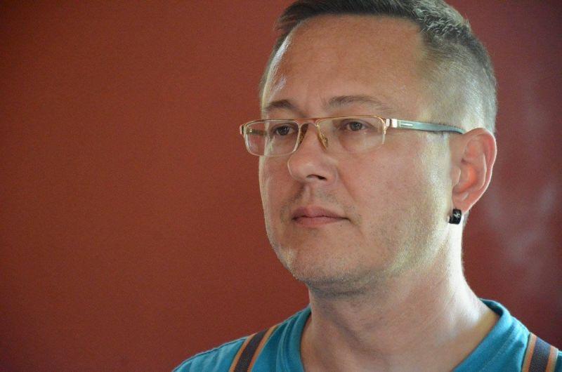 Gintaras Grajauskas. Vlado Braziūno nuotrauka