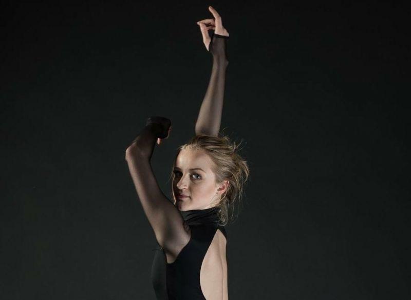 """Teatro balerinai Vaidai Šniurevičiūtei """"Šaknis iš dviejų"""" taps jau šeštuoju """"Kūrybiniame impulse"""" pristatytu autoriniu darbu. Martyno Aleksos nuotrauka"""