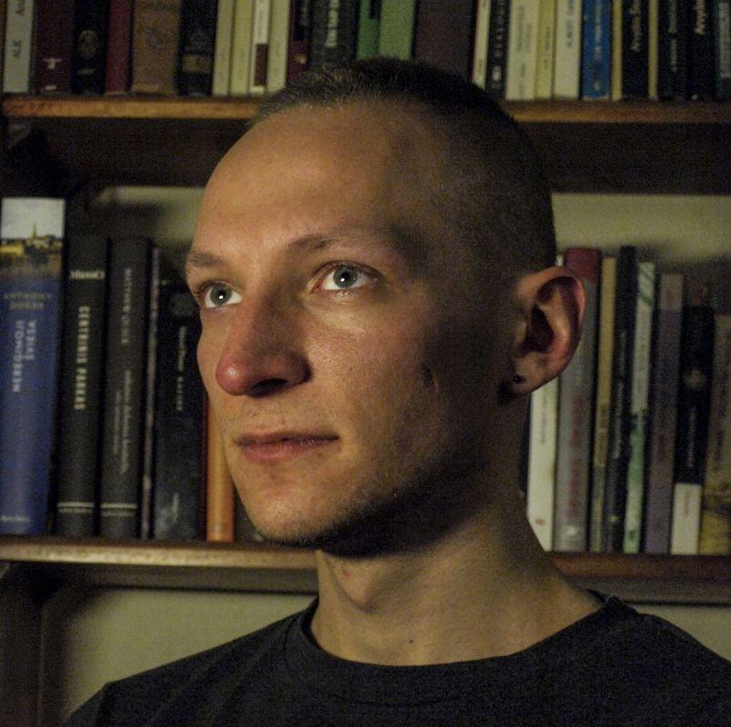 Augustas Sireikis. I. Kuzminskytės nuotrauka