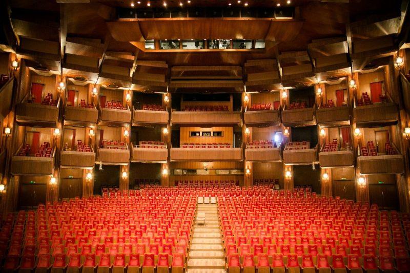 Lietuvos nacionalinis operos ir baleto teatras. Kiril Čachovskij (delfi.lt) nuotrauka