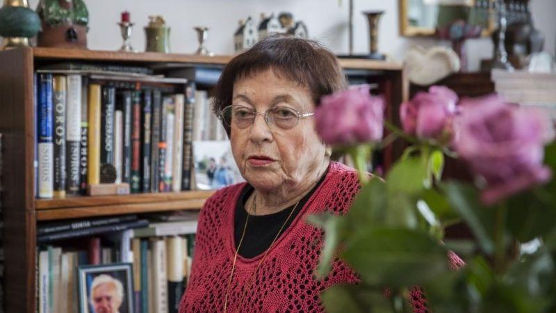 Irena Veisaitė. Ritos Stankevičiūtės (lzinios.lt) nuotrauka