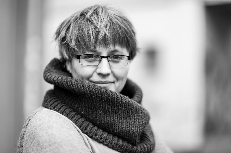 Kauno miesto kamerinio teatro direktorė Jurga Knyvienė. Remio Ščerbausko nuotrauka