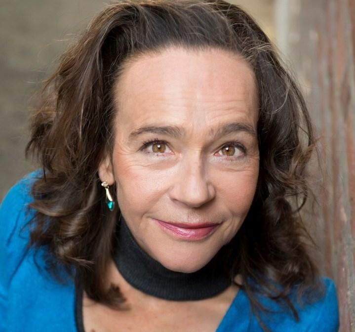 """Dominique Frot pristatys spektaklį pagal Algirdo Juliaus Greimo tekstus """"Netikėtumas slepiasi"""". Rengėjų archyvo nuotrauka"""