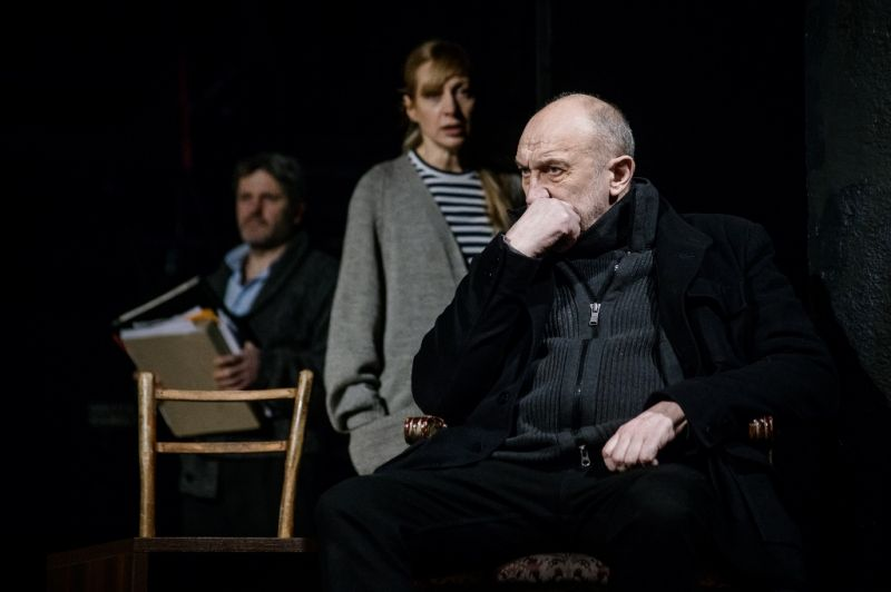 """Spektaklio """"Autonomija"""" repeticija. Lauros Vansevičienės nuotrauka"""