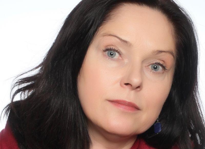 Juozo Miltinio dramos teatro aktorė Ligita Kondrotaitė. Asmeninio archyvo nuotrauka