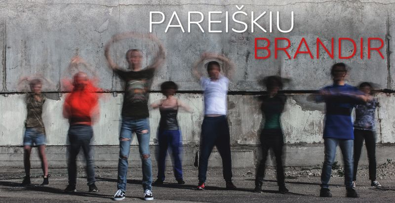 """Šokio spektaklis """"Pareiškiu - Brandir"""". www.kemel.lt nuotrauka"""