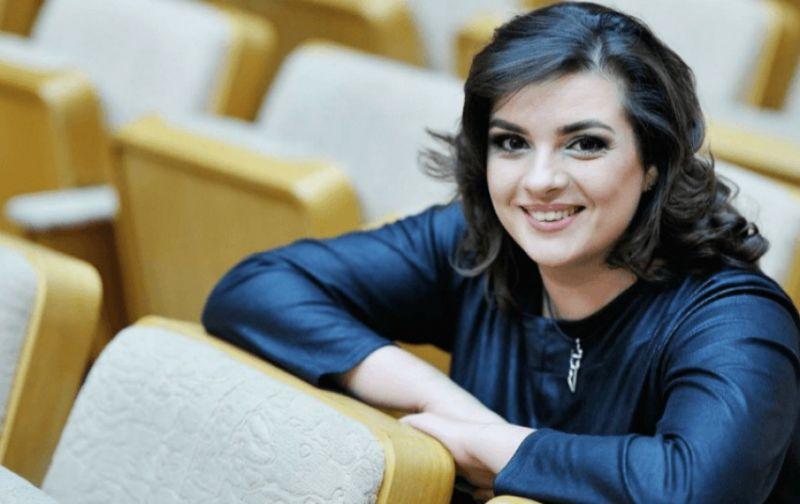 Naujoji teatro vadovė Olga Polevikova. Dainiaus Čėplos nuotrauka