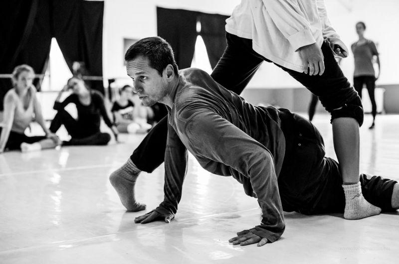 Choreografas ir šokio mokytojas Lorand Zachar. Asmeninio archyvo nuotrauka