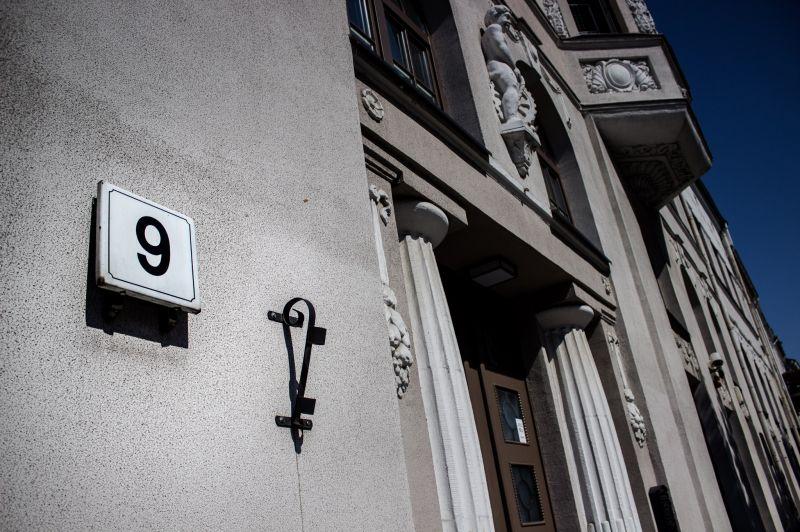 Naujos Klaipėdos lėlių teatro patalpos - Turgaus g. 9. Klaipėdos lėlių teatro archyvo nuotrauka