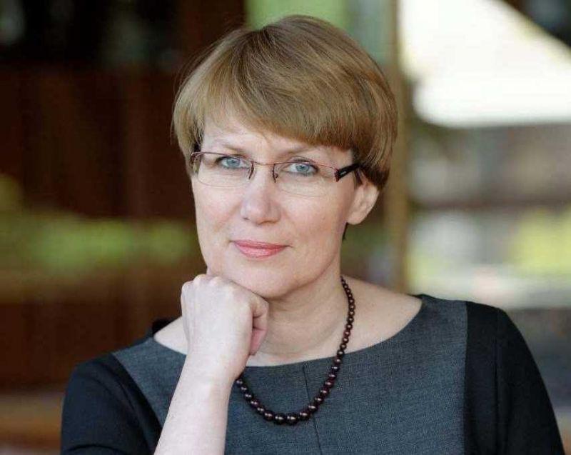 Nauja Klaipėdos valstybinio muzikinio teatro vadovė - Laima Vilimienė. Martyno Aleksos nuotrauka