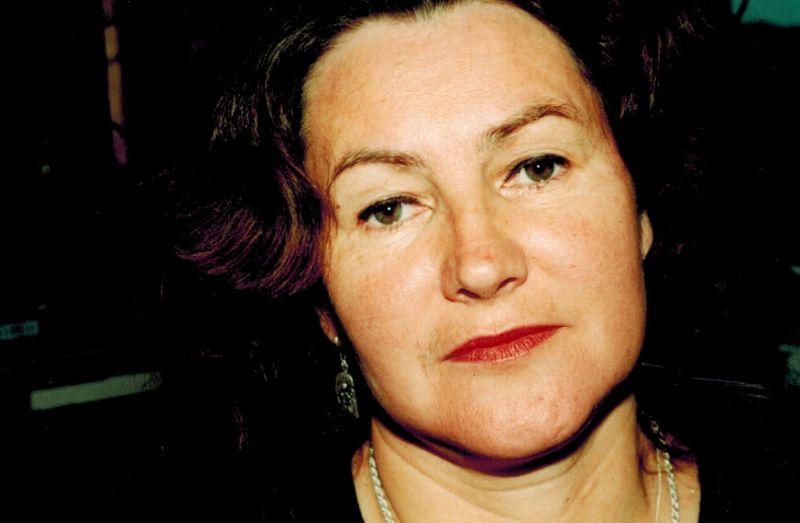 Sktorė, pedagogė Aldona Adomaitytė. LMTA archyvo nuotrauka