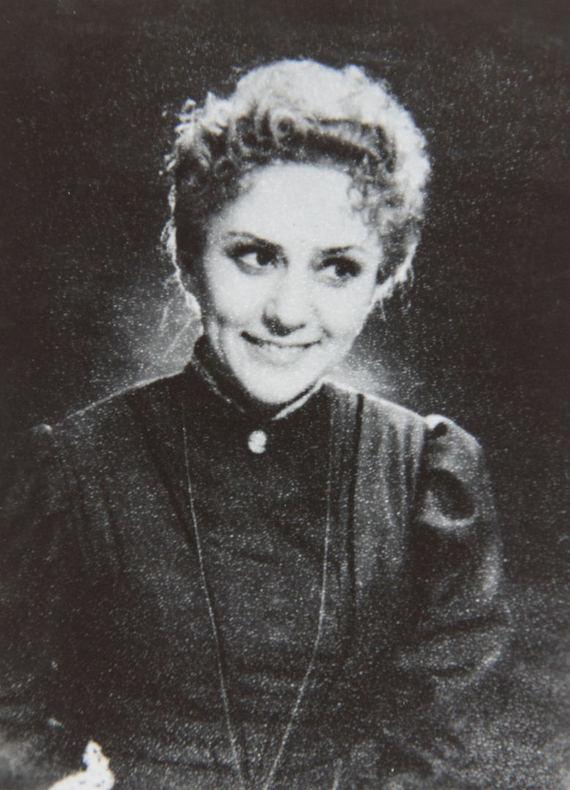 Aktorė Monika Mironaitė